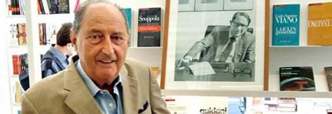 Paolo Laterza con Giorgio Napolitano
