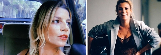 Emma Marrone, su Instagram la foto esplosiva (e Francesco Totti mette il like)