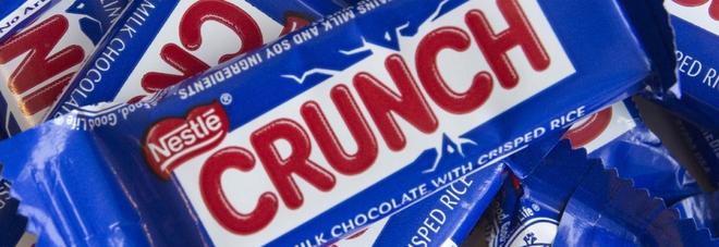 Nestlé, Ferrero pronto a comprare le barrette Crunch: operazione da 2.8 miliardi