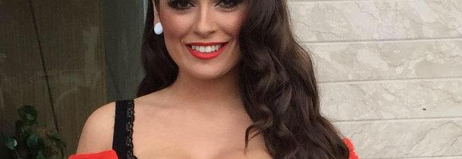 Domenica Live, Alessia Macari si sposa: «Ho perso molto peso, vi spiego perché»