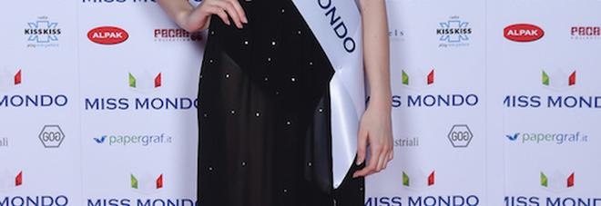 È Valeria Faccin di Gambellara la candidata del Veneto a Miss mondo 2018