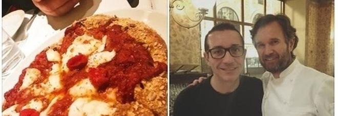 Carlo Cracco e la sua pizza Margherita. Critiche dal web, Gino Sorbillo dalla sua parte: