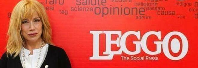 Nancy Brilli risponde su Leggo: «I binari dritti dell'educazione»