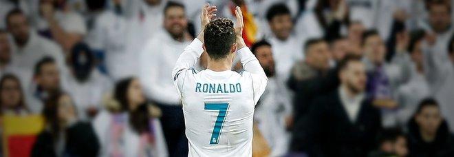 Cristiano Ronaldo alla Juventus, la lettera d'addio di CR7 al Real Madrid