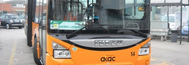 Sul bus senza il biglietto: chiama il fratello che prende a pugni il controllore