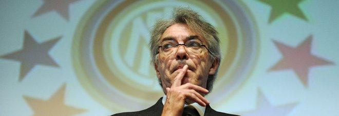 Inter, Moratti: «Scudetto? Dico Napoli»