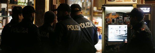 Roma senza pace, nuova rapina vicino al bar dell'omicidio