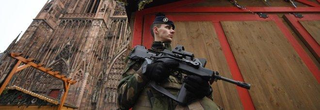 Strasburgo, allerta Natale e Capodanno: l'Italia innalza i controlli antiterrorismo