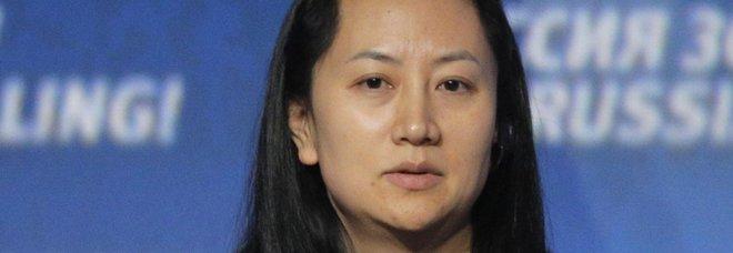 Il caso Lady Huawei manda in tilt le reti