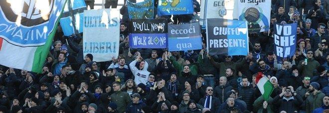 «Chi non salta un terrone è», a Bergamo soliti cori razzisti