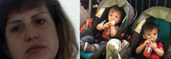 Mamma uccide i suoi gemelli di 10 mesi: li ha annegati, trovati senza vita in un motel