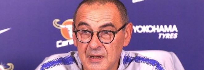 Chelsea, Sarri in sala operatoria: niente conferenza in Euroleague