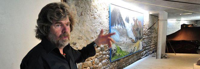 Messner in isolamento: «I miei musei a rischio, ma non voglio licenziare»