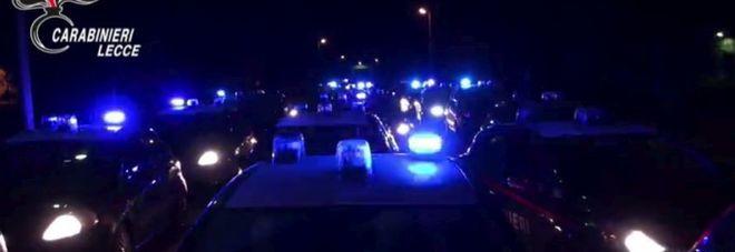 Mafia, bombe, armi e droga: 37 arresti, c'è anche un ex portiere del Lecce