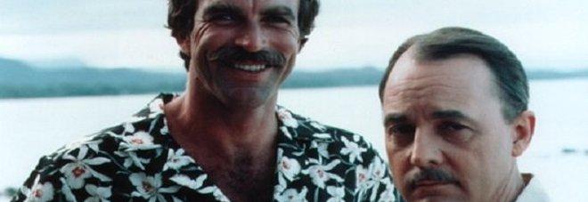 Morto l'attore John Hillerman, era stato il sergente Higgins in 'Magnum P.I.'