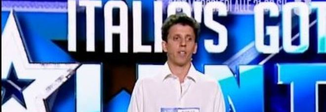 Daniele Ciniglio a Italia's Got Talent