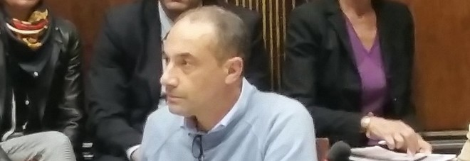 Il ragioniere capo Stefano Quintarelli