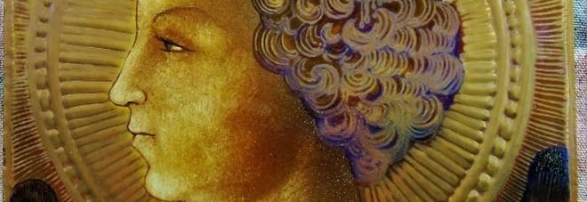 Solari: «Tre anni di analisi: la maiolica è di Leonardo da Vinci»