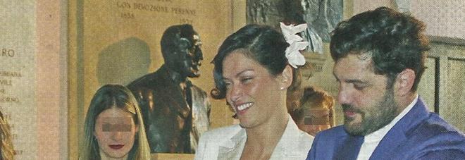 Il matrimonio di Fernanda Lessa con Luca Zocchi