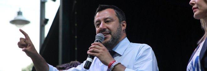 80 euro di Renzi nel mirino? Salvini: «Non è all'ordine del giorno»