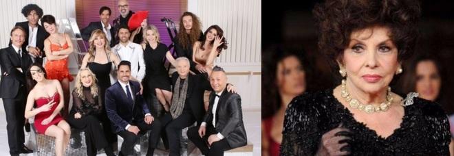 Ballando con le Stelle, niente coppia Cecchi Gori-Rusic, Gina Lollobrigida ballerina per una notte