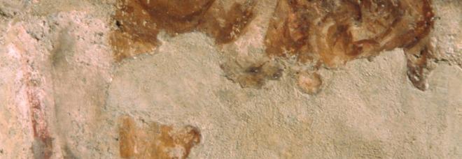 La più antica Madonna al mondo è nelle catacombe di San Silvestro a Roma, risale al III secolo