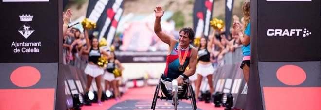 Alex Zanardi: «Mi piace trasformare  l'impossibile in possibile»