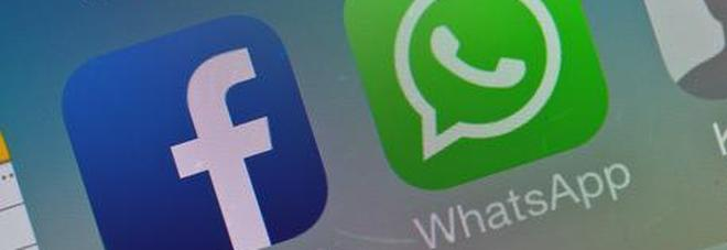 Whatsapp, Facebook e Instagram down: ecco cos'è accaduto ieri. «Problema risolto nella notte»