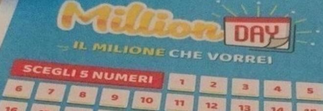 Million Day, i cinque numeri vincenti di sabato 22 febbraio 2020