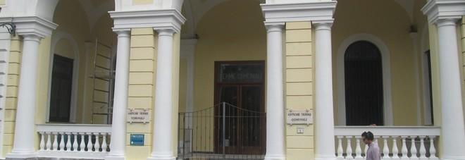la sede della nuova pinacoteca comunale