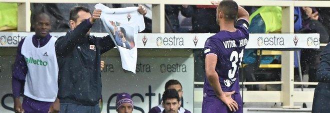 Fiorentina-Benevento 1-0: i viola si rialzano con Vitor Hugo, l'erede di Astori