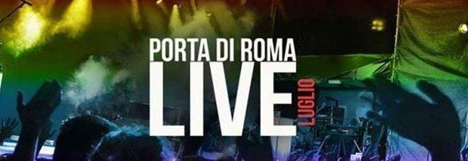 Roma, tornano i live nel centro commerciale. Ecco i nomi dei primi big che animeranno il mese di luglio