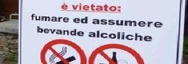 In arrivo il divieto di fumare in tutti i parchi pubblici e le aree verdi