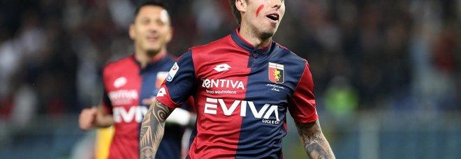 Il Genoa ne fa tre, adesso il Verona è davvero ad un passo dalla serie B