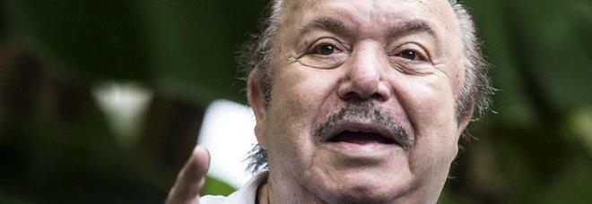 Lino Banfi si commuove parlando della malattia della moglie a Domenica In