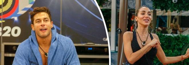 Grande Fratello Vip 2020, Elisa De Pacinis si sfoga: «Ho frequentato Andrea Denver, ma lui non doveva fare quello che ha fatto» (Endemol)