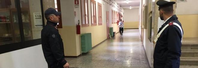 """Controlli a sorpresa nelle scuole: il cane """"Sir"""" scova la marijuana"""