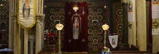 Turisti italiani in Egitto sulle orme della Sacra Famiglia