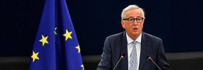 Il discorso sullo stato dell'Unione del presidente Juncker in diretta