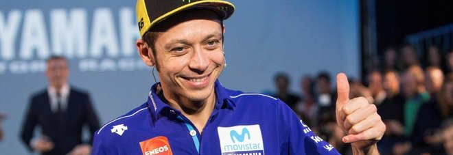 Rossi rinnova: in moto a 41 anni