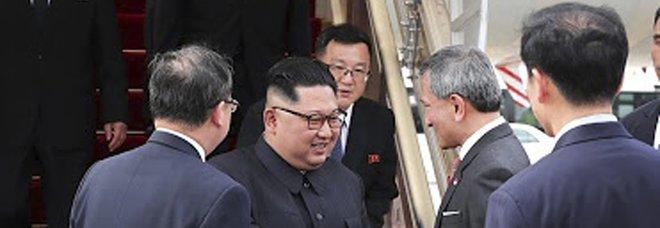 Kim e Donald, vertice a Singapore  «Il mondo intero ci guarda»
