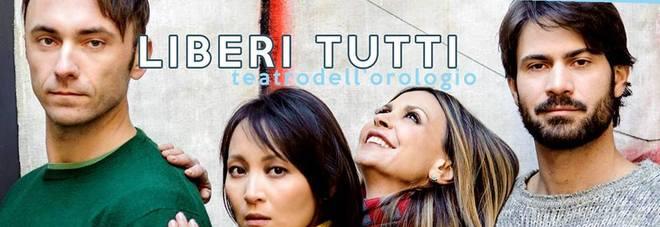 'Liberi tutti', al Teatro dell'Orologio il debutto alla regia di Elda Alvigini