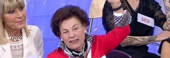 Renata Di Ancona è morta, lutto a Uomini e Donne: era la più amata del trono Over