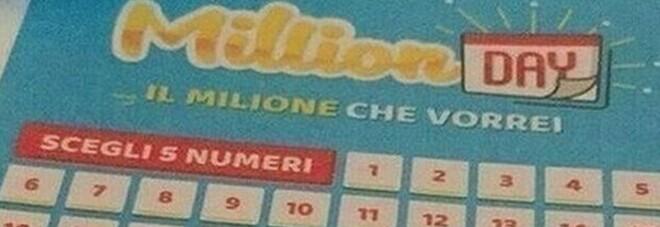 Million Day, i cinque numeri vincenti di martedì 22 settembre 2020