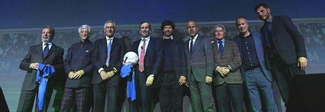 Figc, TIM sponsor delle Nazionali azzurre per altri quattro anni