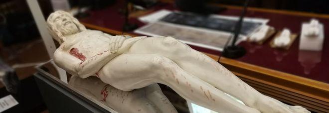 Risultati immagini per l'uomo della sindone rinasce in 3D