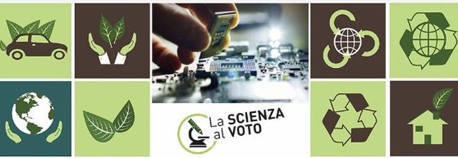 La homepage del sito La Sceinza al voto