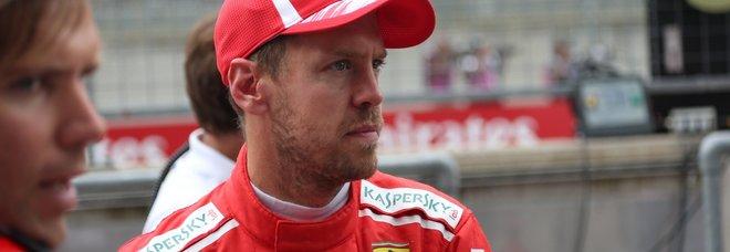 Gp Austria, Vettel in fiducia:  «Abbiamo ottime possibilità»