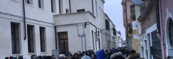 Cini-Venier, studenti a casa per gelo