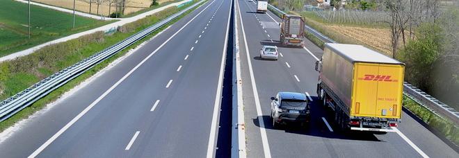 A4, autostrada chiusa tra Palmanova e Latisana da sabato sera a domenica mattina